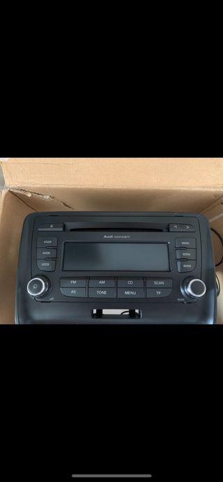 Ràdio CD doble Din