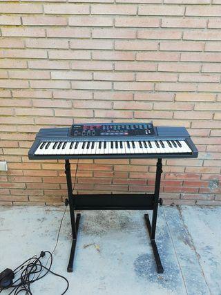 Piano digital CASIO CTK-500