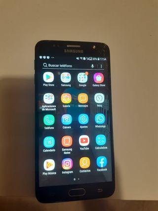 Vendo Samsung Galaxy j7 prime 2 negociable