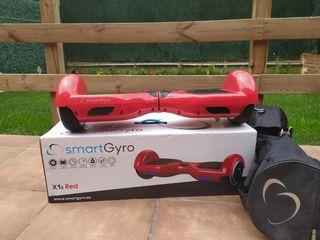 Hoverboard con silla y funda para transporte