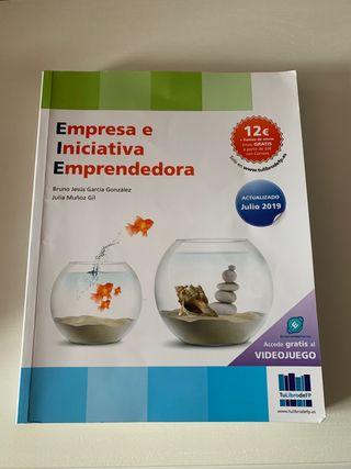 Libro Empresa (2o año de Fol)