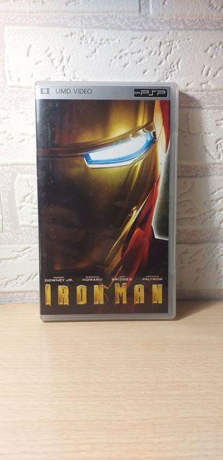 Película PSP: Ironman