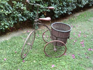 triciclo antiguo