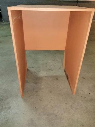 mueble de exterior para lavadora o secadora