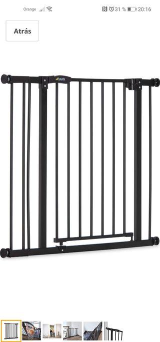 Barrera de seguridad para escaleras o puertas