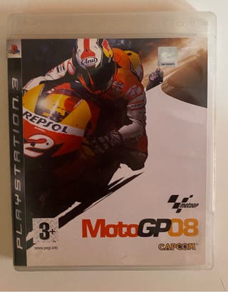 Moto GP 08 PS3