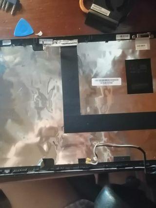 piezas de plástico para HP