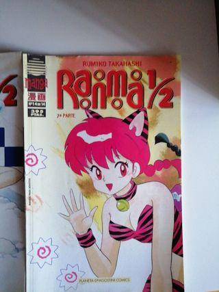 Comics Ranma 1/2
