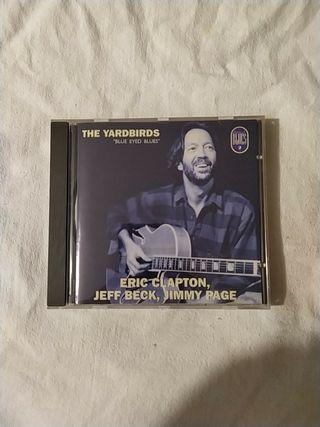 The Yardbirds - Blue Eyed Blues CD