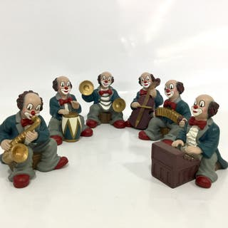 Orquesta payasos Gilde Clowns collection