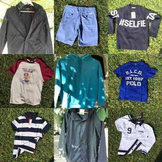 Lote_1 ropa niño