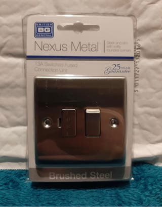 British General Nexus Metal Range Sockets