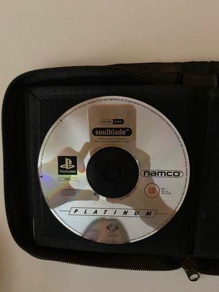 Soulblade Playstation 1