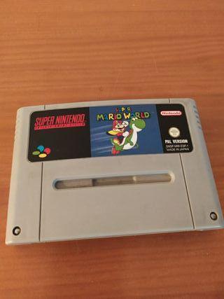 supernintendo+ mando +juego