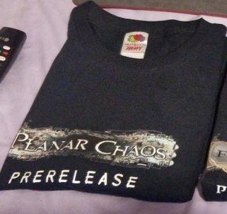 Camiseta Planar Chaos MTG