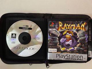 Rayman Play Station 1