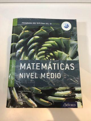 Libro Matemáticas NM Bachillerato Internacional