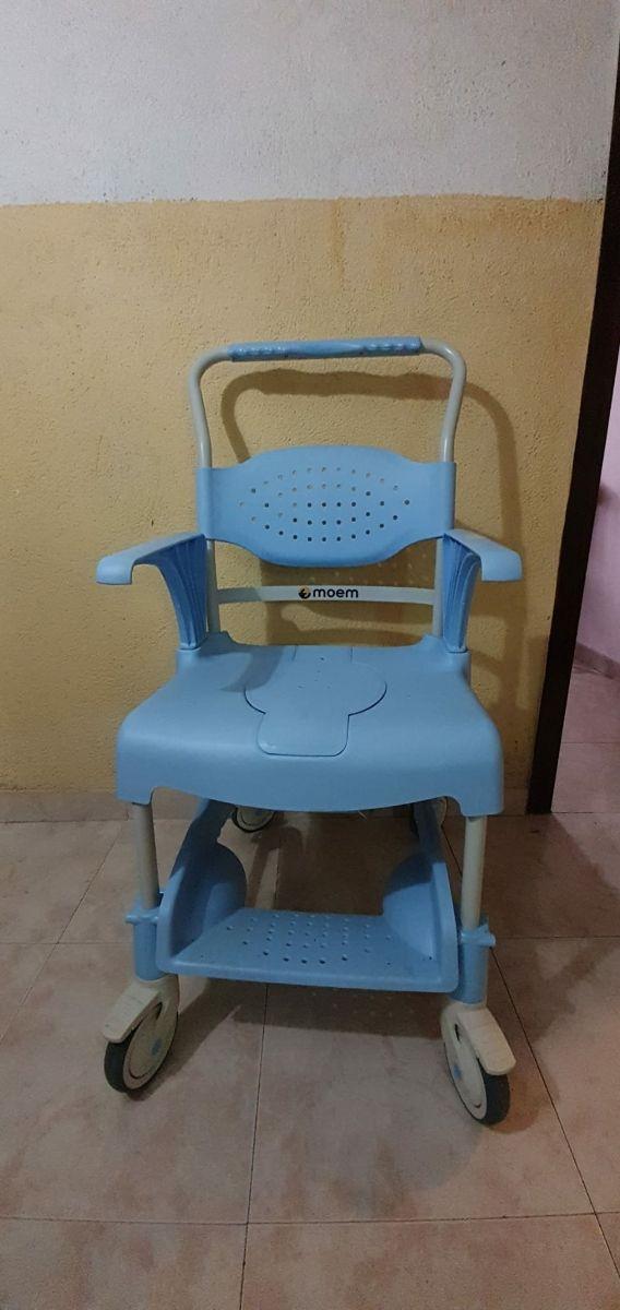 silla para baño