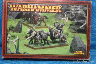 Carro Caos Warhammer