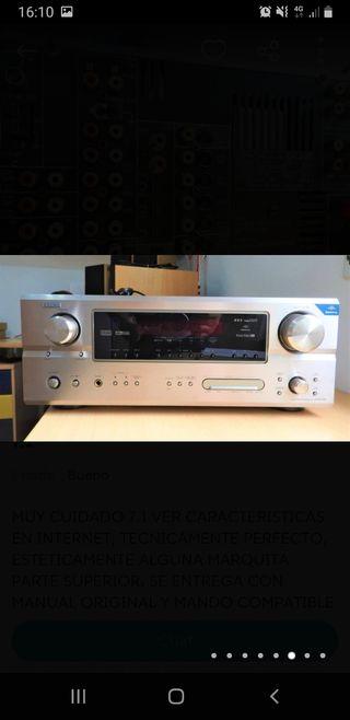 DENON AVR-2106 AMPLIFICADOR 7.1
