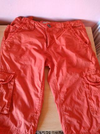pantalones cortos T16