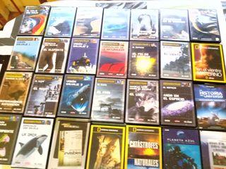 Lote DVDs y cds