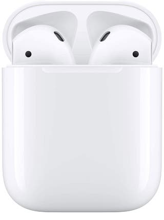 Apple earpods second generation with charging cabl