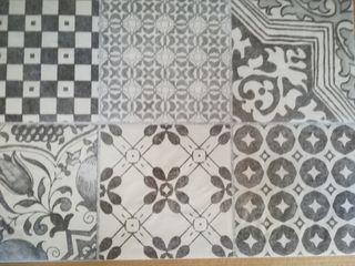 azulejo revestimiento gres mosaico hidráulico