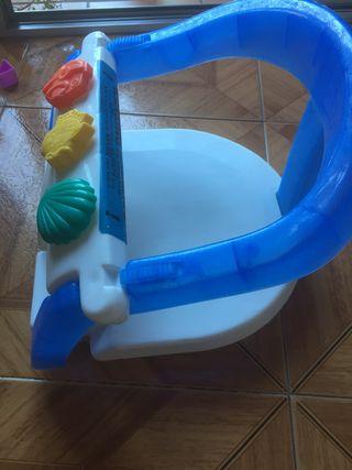 Silla para bañera o plato de ducha