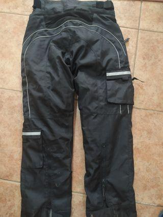 pantalon de cordura talla M-L