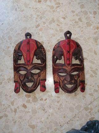 Máscaras talladas