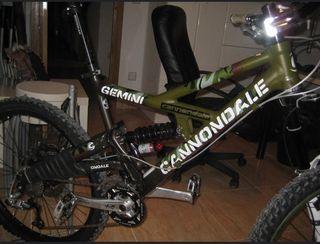 Cuadro Cannondale Gemini