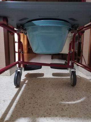 Silla de ducha para ancianos o discapacitados