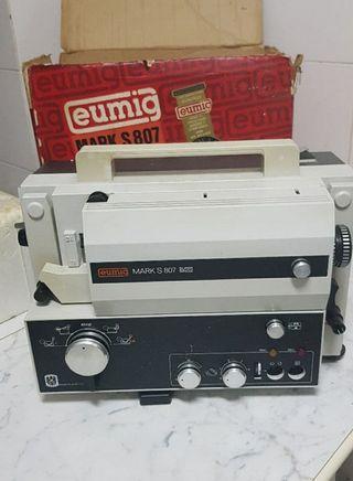 Proyector Eumig Mark S807 Vario