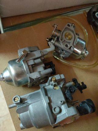 carburadores de generador eléctrico moto pit bike
