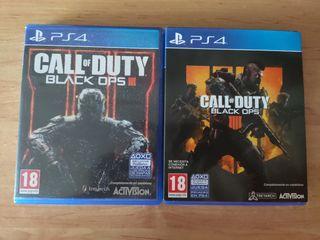 Juegos PS4 y PC