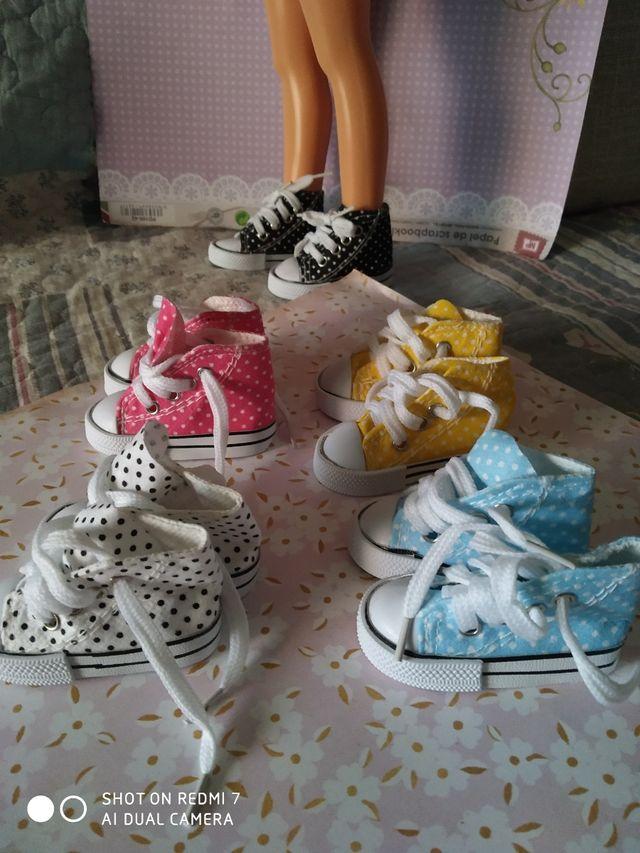zapatillas para nancy