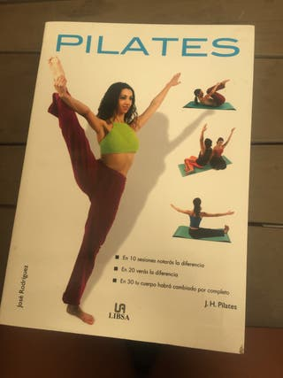 Pilates libro Ed. Libsa