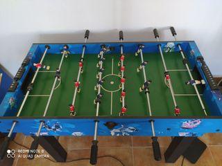 se vende billar-futbolin-air hockey infantil