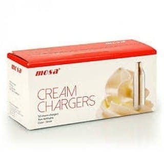 mosa cream chargers, magic whips