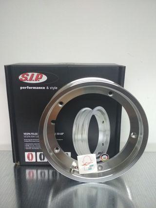 Llantas tubeless Sip Vespa Aluminio