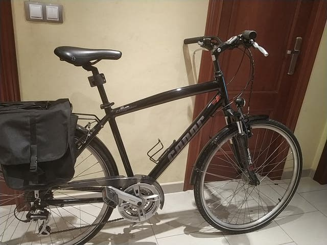 bicicleta conor City 24