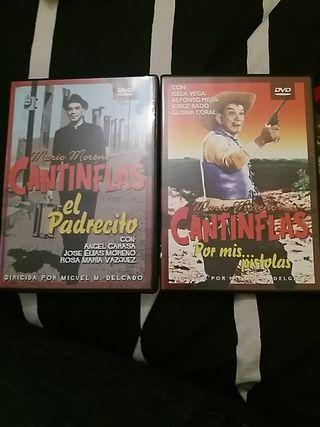 DVD Cantinflas, Mario Moreno