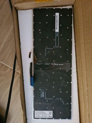 teclado y funda portátil Xiaomi Notebook pro