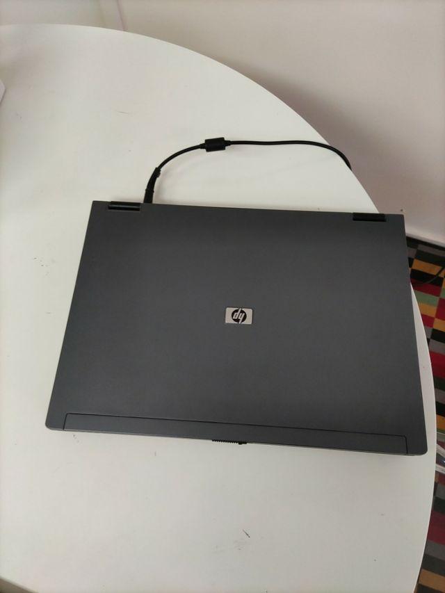 Portátil HP Compaq 8510p