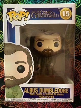 Funko 15 Albus dumbledore animales fantasticos