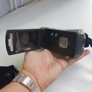 Video cámara.
