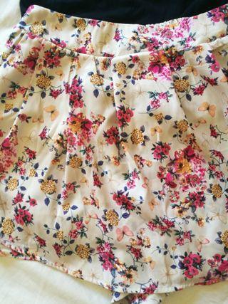 Short falda