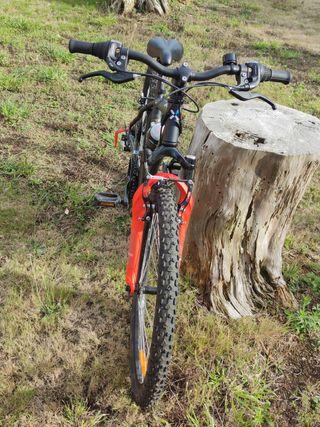 Bicicleta Btwin Rockrider 700