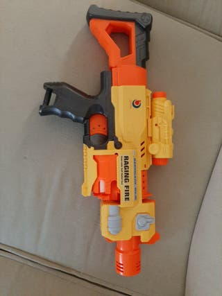 Ametralladora de juguete Racing Fire automatica